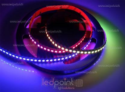Foto de Tira de led 1m Control RGB 5050 144 led/m 5V 34,6W/m