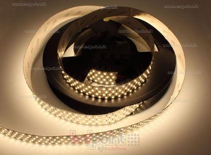 Foto de Tira de led 2,5m blanco cálido 2900-3000K 2835 384led/m Honglitronic 24V 54W/m