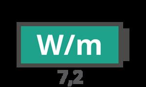 Cuadro para la categoría Tiras led 7,2 W/m