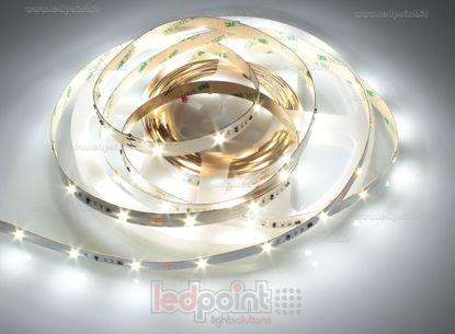 Foto de Tira de led 5m blanco 4000-4250K 2835 30led/m Honglitronic 12V 7,2W/m control de corriente