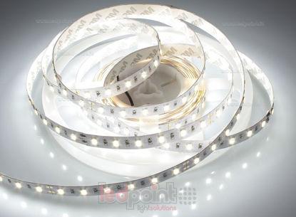 Foto de Tira de led 5m blanco 4000-4250K 5630 60led/m Honglitronic 24V 18W/m