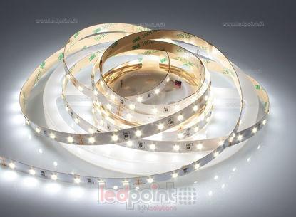 Foto de Tira de led 10m blanco 4000-4250K 2835 60led/m Honglitronic 24V 14,4W/m