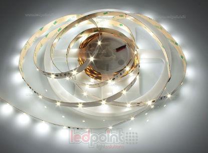 Foto de Tira de led 5m bianco 4000-4250K 2835 36led/m Honglitronic 24V 8,6W/m control de corriente