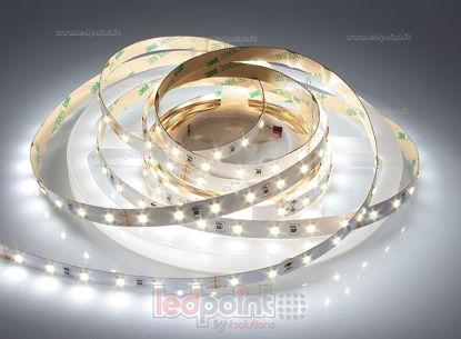 Foto de Tira de led 5m blanco 4000-4250K 2835 60led/m Honglitronic 24V 14,4W/m