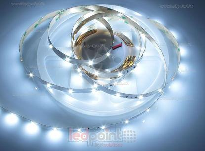 Foto de Tira de led 5m blanco frío 6000-6500K 2835 36led/m Honglitronic 24V 8,6W/m control de corriente