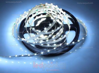 Foto de Tira de led de ángulo ajustable blanco frío 6000-6500K 60led/m 24V 8W/m