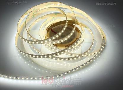 Foto de Tira de led 5m blanco 4000-4500K 3014 120led/m Honglitronic 24V 12W/m