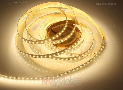 Foto de Tira de led 5m blanco 3000-3100K 3014 120led/m Honglitronic 24V 12W/m