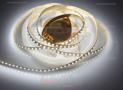 Foto de Tira de led 5m blanco 3800-4000K 2835 120led/m Honglitronic 24V 24W/m