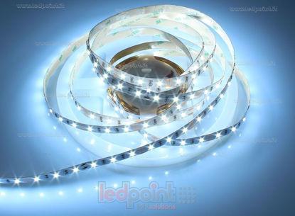 Foto de Tira de led 5m blanco frío 5700-6000K 2835 60led/m Honglitronic 12V 14,4W/m