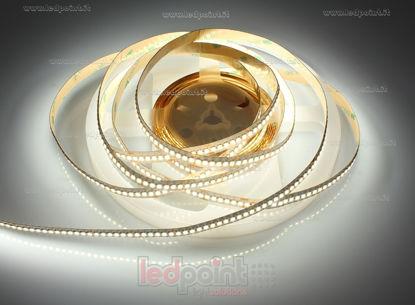 Foto de Tira de led 5m blanco 3800-4000K 2835 (PCB 3528) 240led/m Honglitronic 24V 19,2W/m
