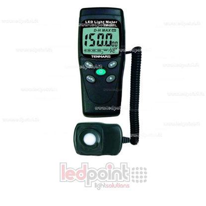 Foto de Luxómetro para LED Tenmars TM-201L