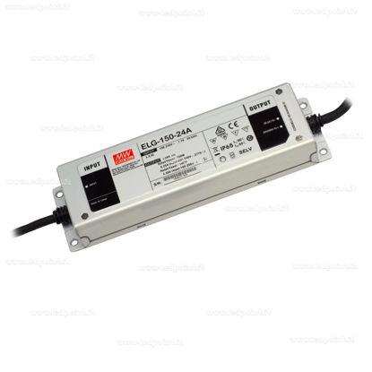 Foto de Fuente de alimentación Mean Well 150W 24V IP65 (ELG150-24A)