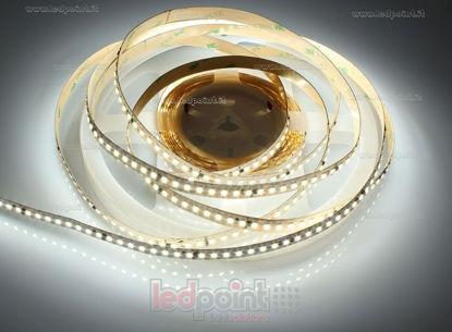 Foto de Tira led 5m blanco 4000K 3step 2835 160 led/m 24V 24W/m control de corriente
