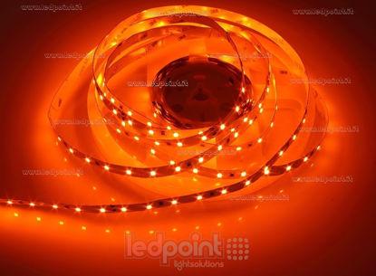 Foto de Tira de led 5m naranja 2835 60led/m 24V 14,4W/m