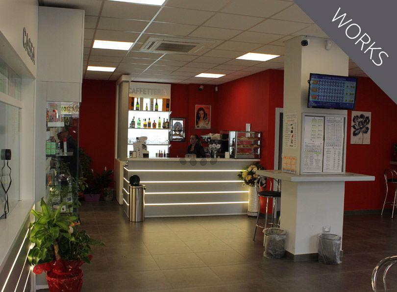 Cafetería-Estanco