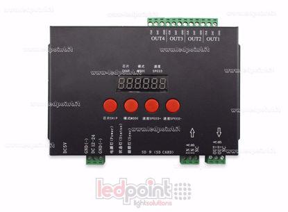 Foto de Controlador para CoRGB tiras de led T-4000S